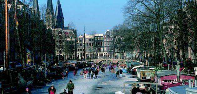 أين أذهب في أمستردام