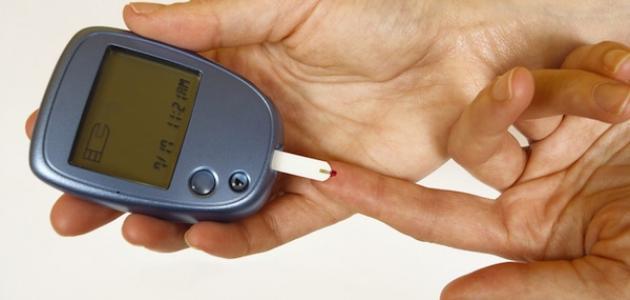 علامات مرض السكر