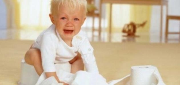 علاج إمساك الأطفال