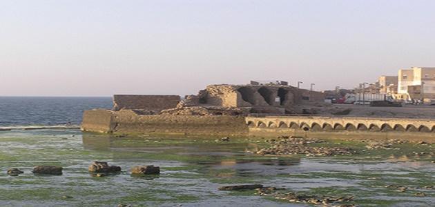 أين تقع آثار عكركوف