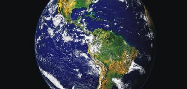 معلومات عن كوكب الأرض