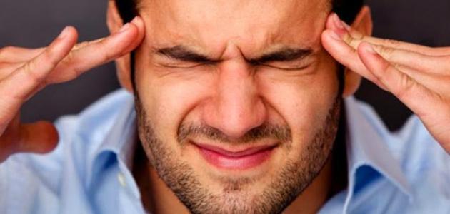 أسباب صداع الرأس