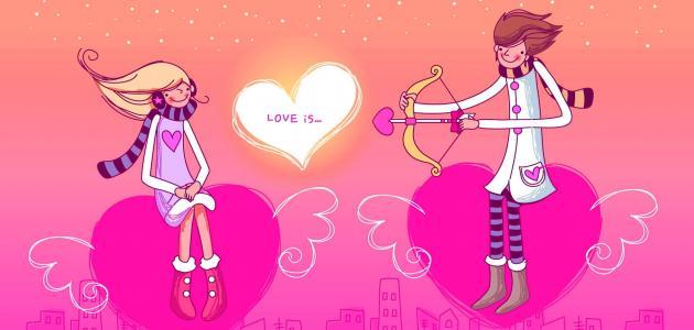 أحلى كلام في الحب