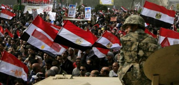 بحث عن ثورة 25 يناير