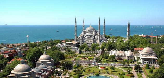أفضل الأماكن السياحية في تركيا