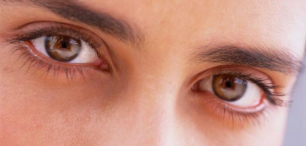 إزالة الهالات السوداء تحت العين