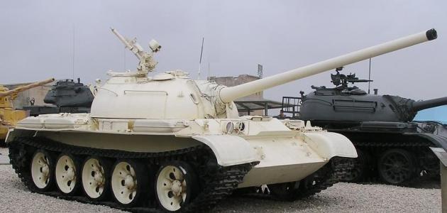 أنواع الدبابات