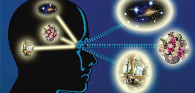 كيف تتم عملية التفكير