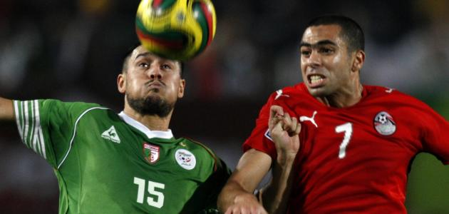 لاعب الأهلي أحمد فتحي