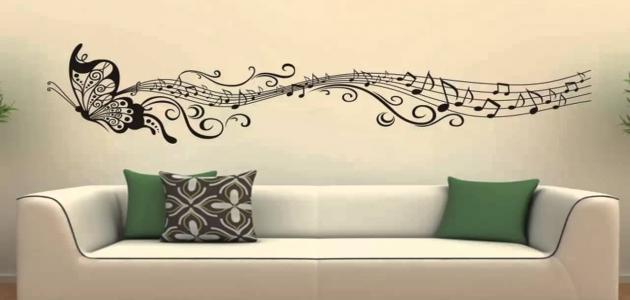 أفكار لتزيين الجدران