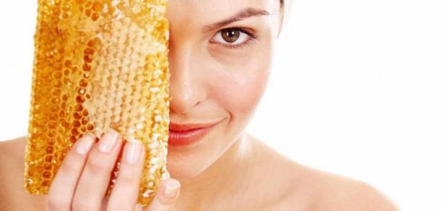 فوائد العسل للعين