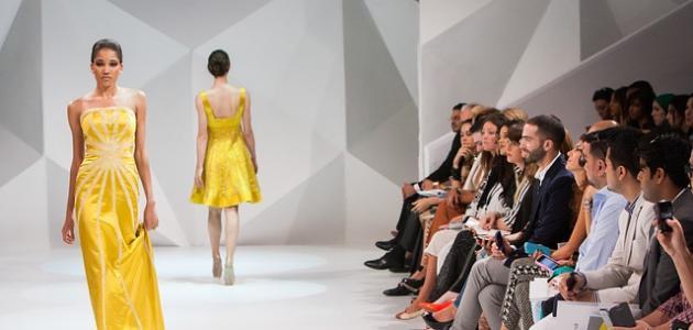 عالم الأزياء والموضة