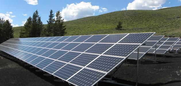 ba6f267a3 بحث عن الطاقة الشمسية - موضوع
