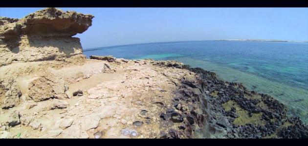 أين تقع جزيرة غاغة