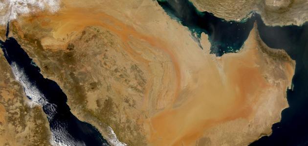 دول شبه الجزيرة العربية