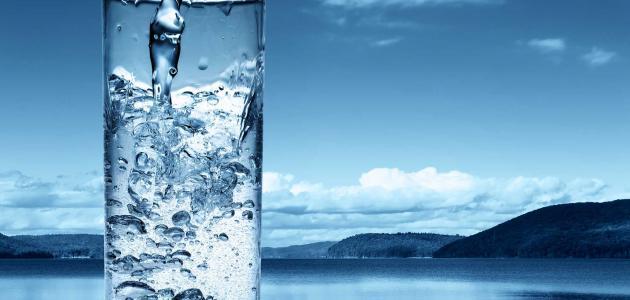 أهمية المياه