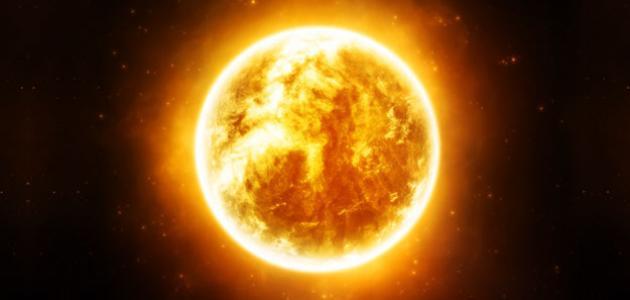 تعريف الشمس