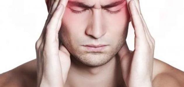 أعراض الصداع التوتري