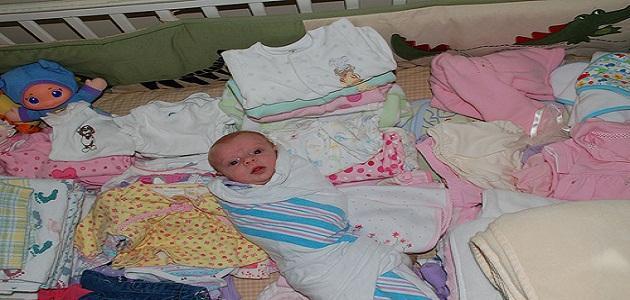 تجهيز المولود الجديد