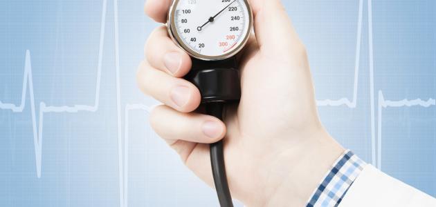 أسباب هبوط ضغط الدم
