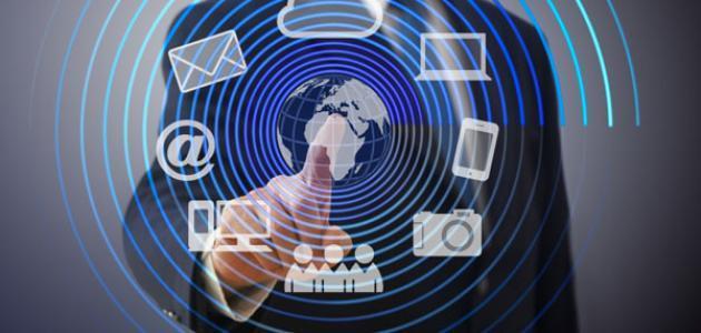 تحضير درس تكنولوجيا الاتصالات