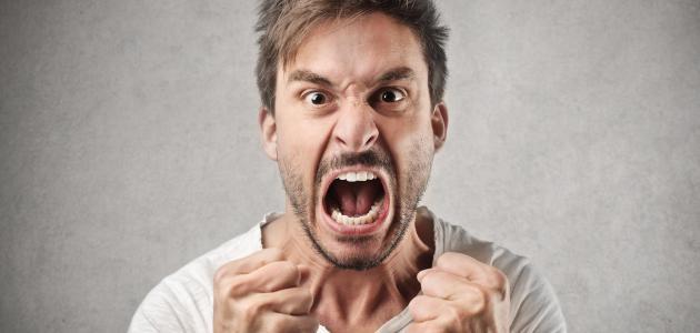 السيطرة على الغضب
