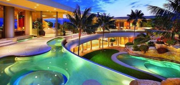 أجمل البيوت في العالم