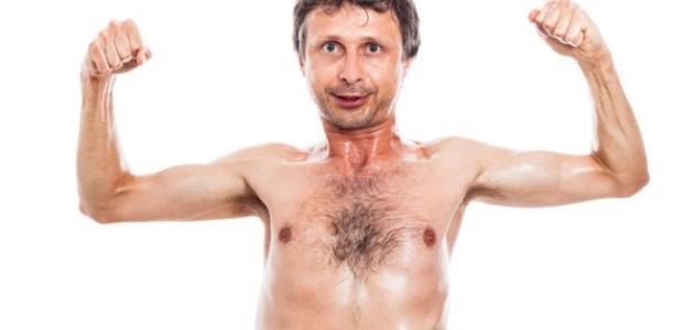 علاج النحافة عند الرجال
