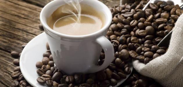 أضرار قشر القهوة