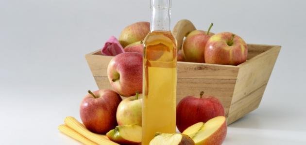 خل التفاح لإنقاص الوزن