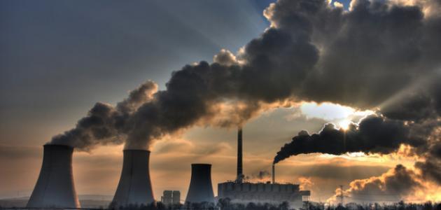 أنواع التلوث البيئي