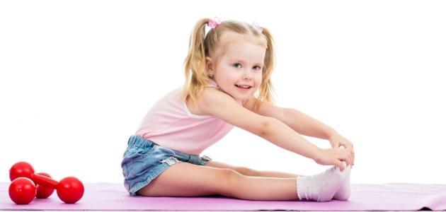 علاج النحافة عند الأطفال