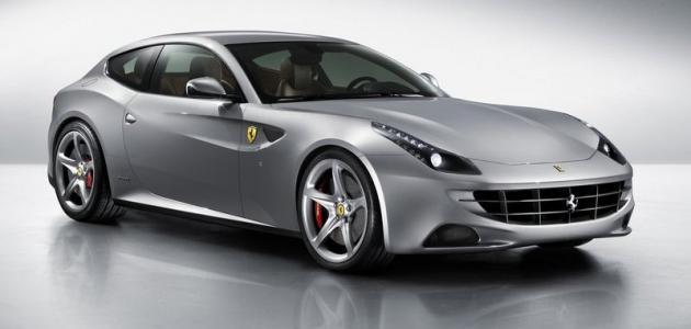 أجمل سيارات 2012