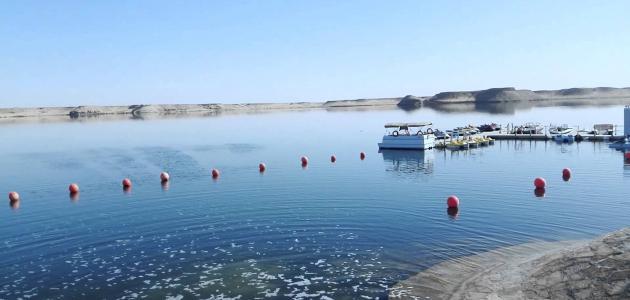 بحيرة دومة الجندل