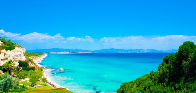 أجمل شاطئ في العالم