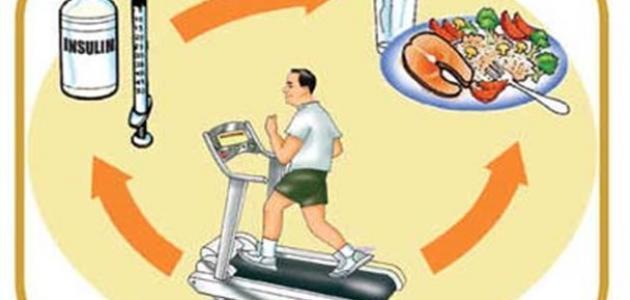 أعراض مرض السكر وعلاجه