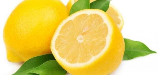 أضرار الليمون على الريق