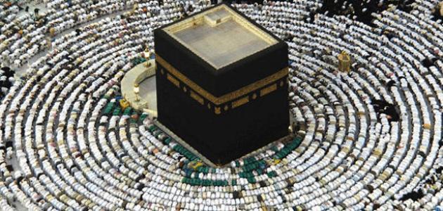 الصلاة في المسجد الحرام