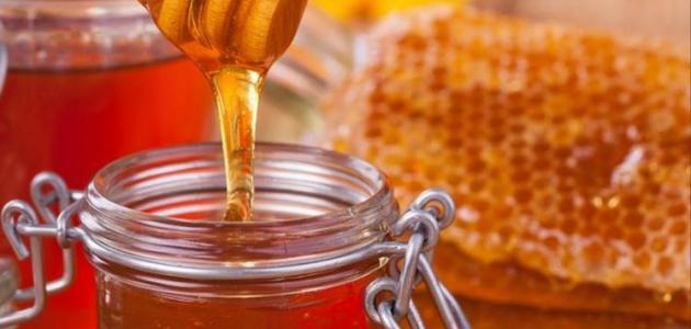 كيف كان الرسول يشرب العسل