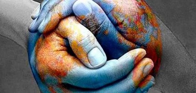 موضوع عن حقوق الإنسان