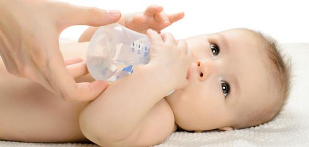 أسباب الإسهال عند الرضع