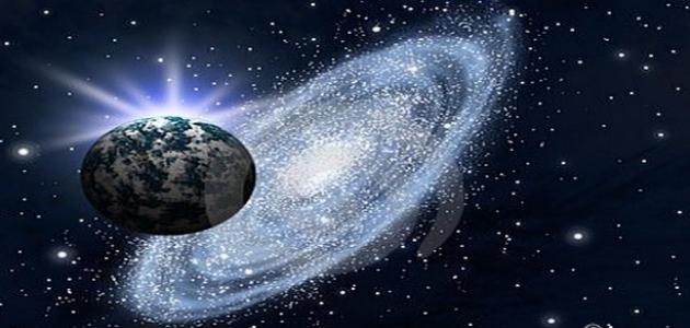 الأرض, galaxy, الكوكب الأزرق, النجوم, الكواكب, سديم