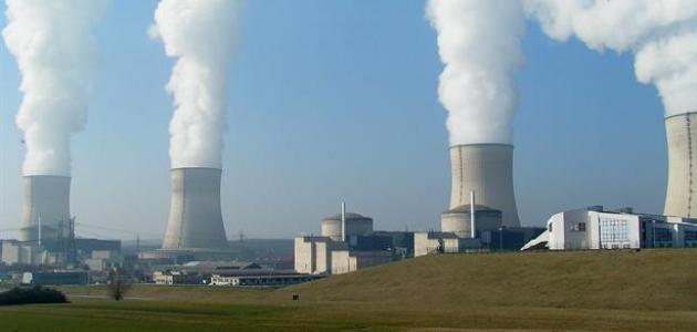 بحث عن الطاقة النووية