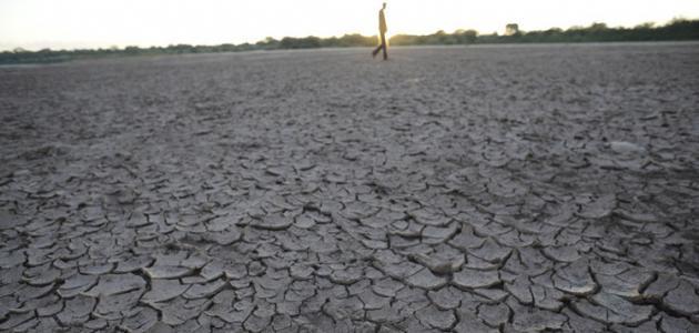 أسباب الجفاف