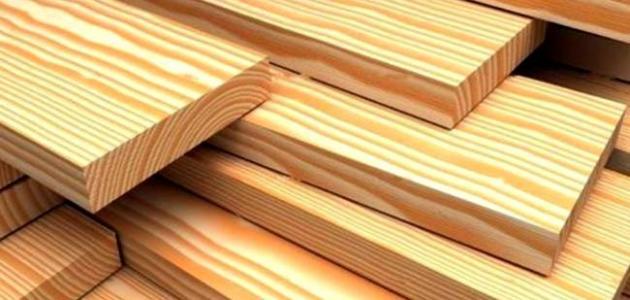 من أنواع الخشب - موضوع