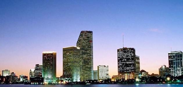 أين تقع لوس آنجلوس