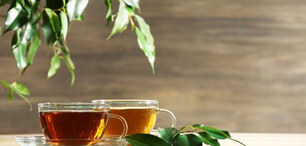 فوائد أضرار الشاي الاحمر
