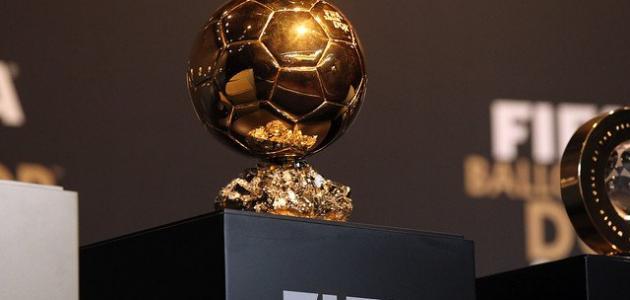 تاريخ الكرة الذهبية