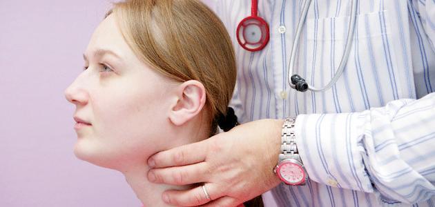 أعراض مرض الغدة الدرقية