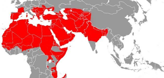 أكبر دولة إسلامية